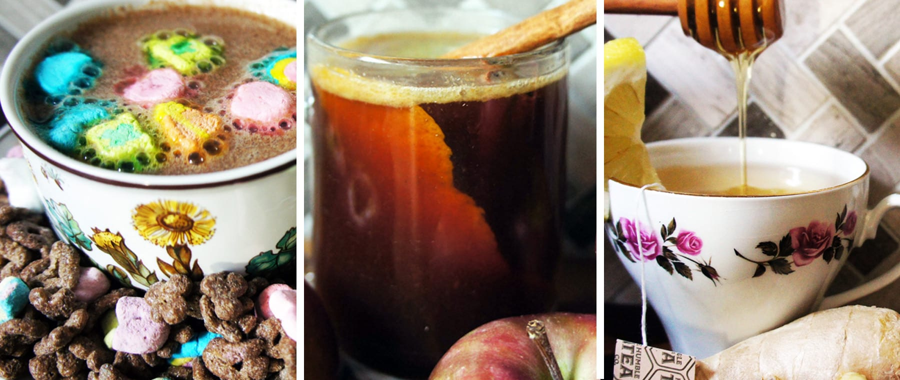 Delicious (and dead easy) warm drinks for cool nights