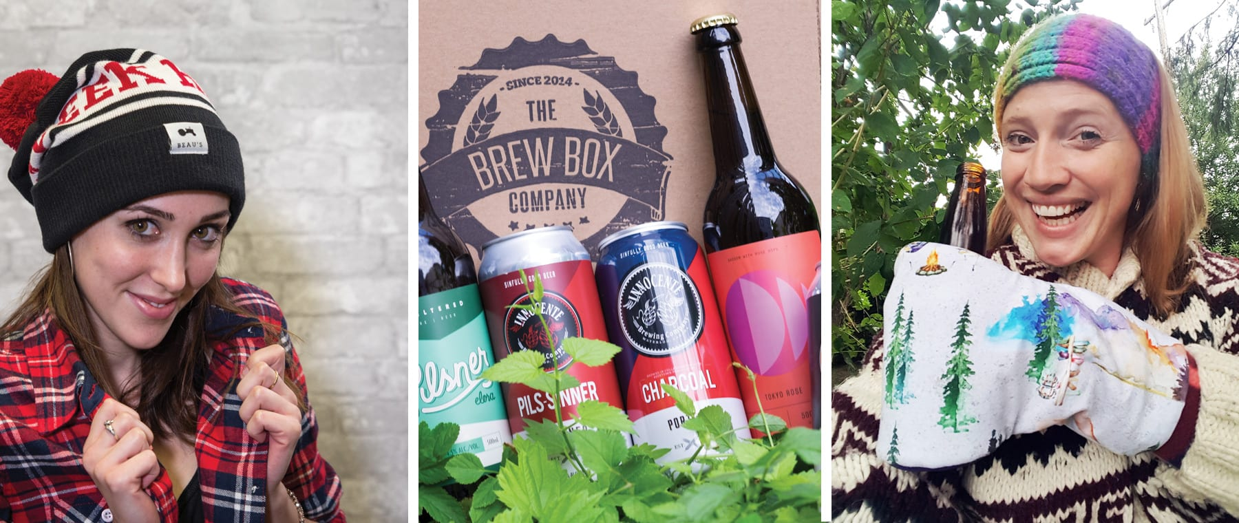 Give the gift of beer! — From kozzies to clubs, the booming craft beer scene has gift and stocking stuffers aplenty