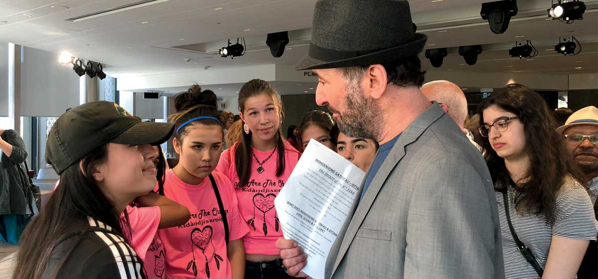 Youth Action Now — Paul Dewar's legacy enables young people for a better future