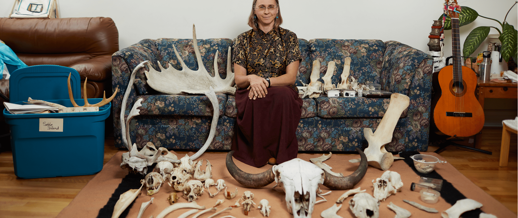 To the Bone: The Unique Collection of Schoolteacher Barbara Müller