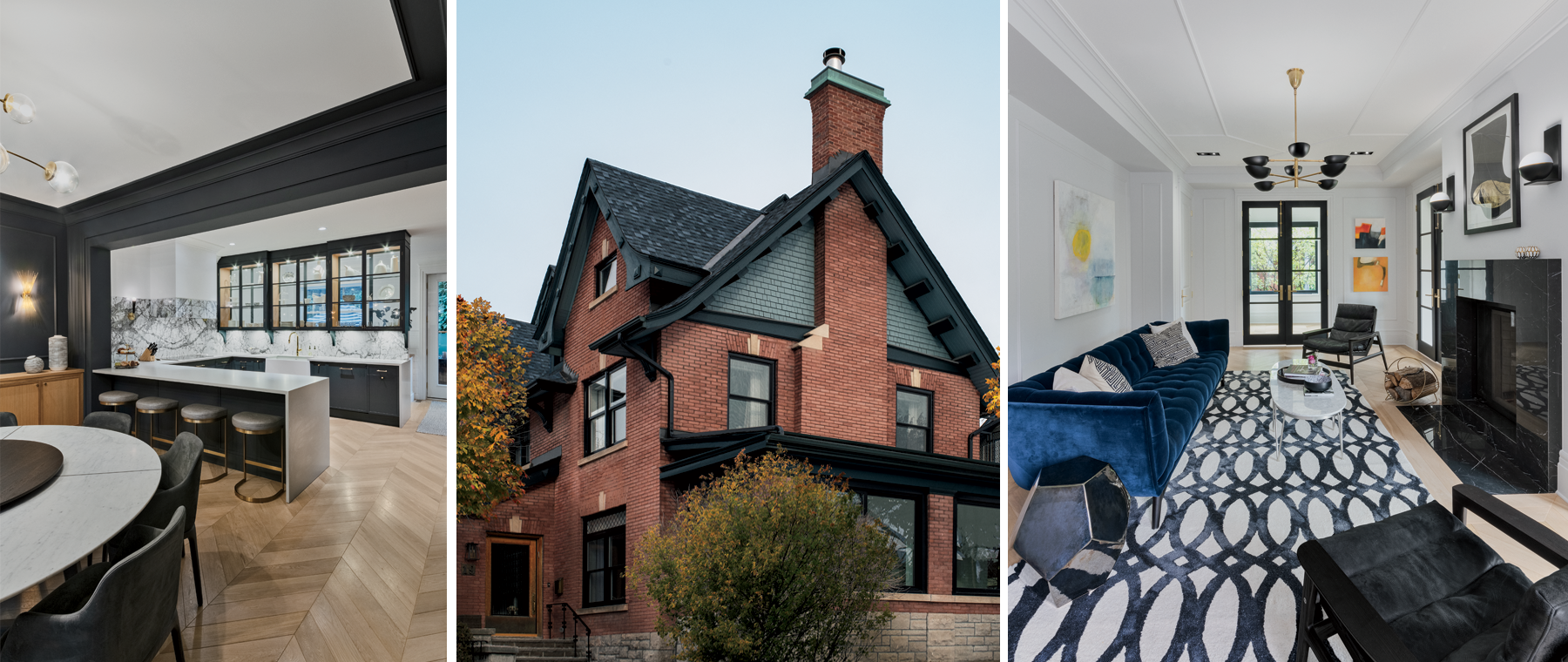 Inside the dramatic Glebe home of David and Emily Segal