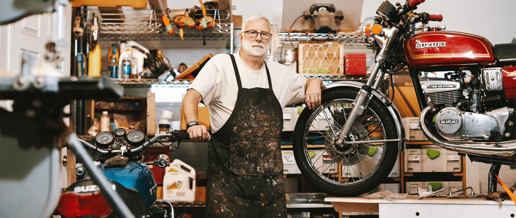 Easy Rider: A Collector's Passion for the Old and Original