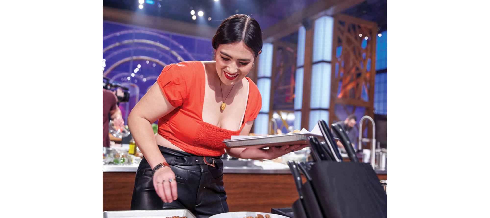 Show time! Local home cook Kimberly Fitzpatrick stars in Season 6 of MasterChef Canada