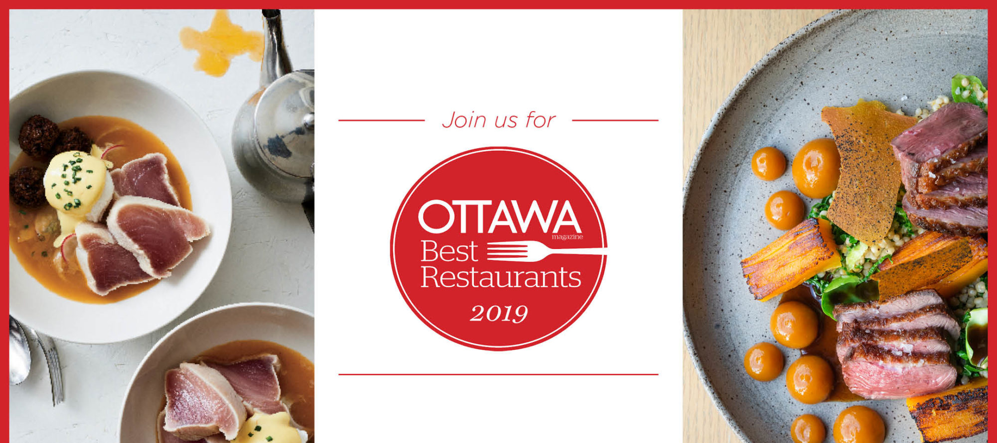 Last chance! Tickets on sale for Ottawa Magazine's Best Restaurants event on May 7