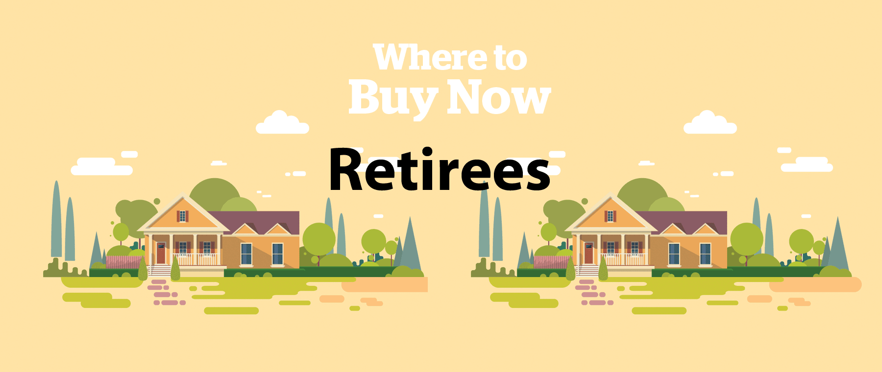 Where to buy now: 5 best neighbourhoods for retirees