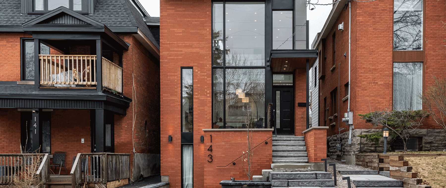 Sale of the Week: $1.49 million for an architect-designed infill on Bayswater Avenue