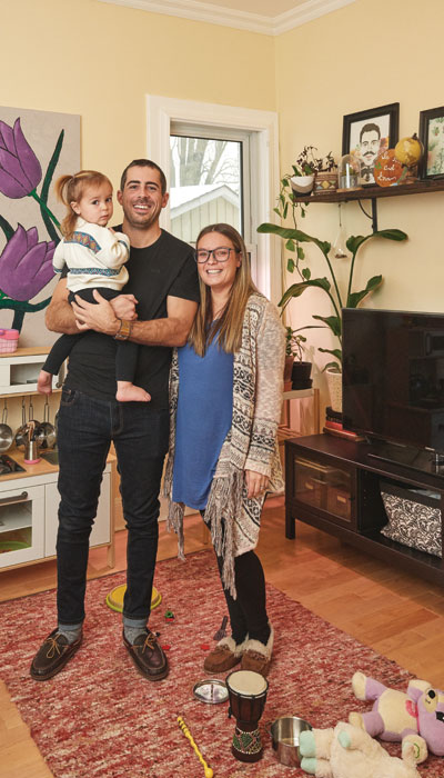 """""""We've only bought used cars with cash. I'll walk before I pay a car payment!"""" — How a young family spends their money"""