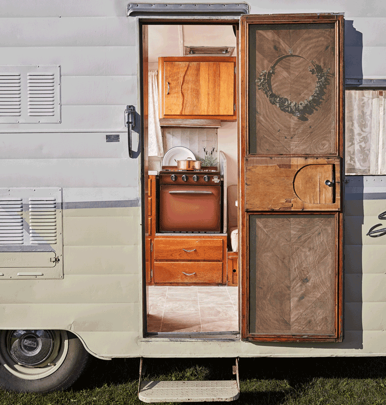"""""""It's only original once"""" — Shasta trailer gets a facelift"""
