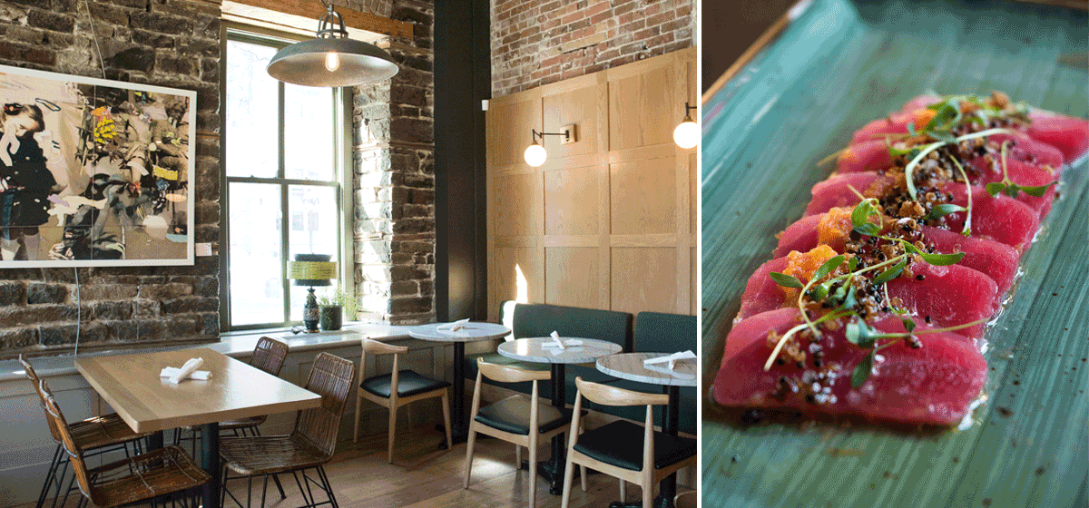 Where to Eat Now | The Clarendon Tavern