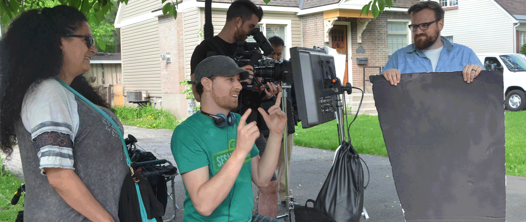Ottawa's own Sesame Street segment proof the local film industry is thriving