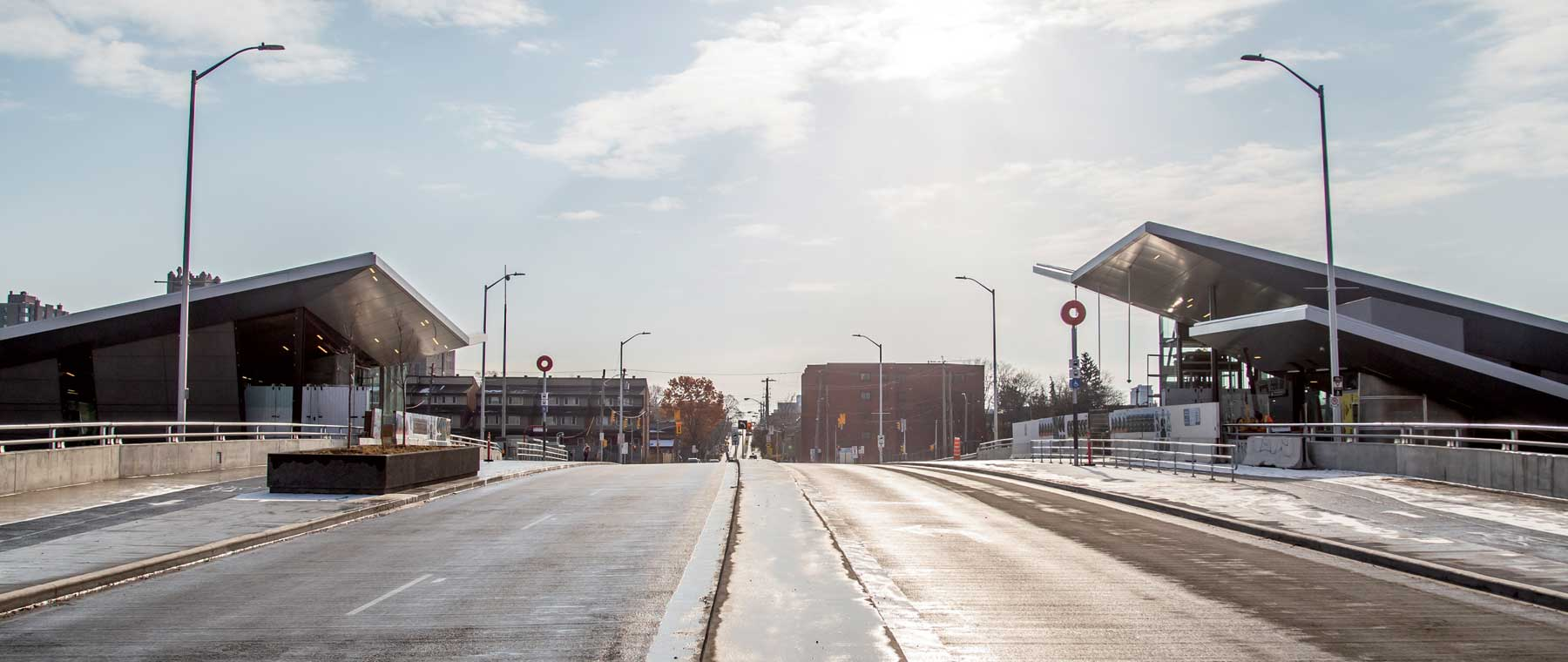 The long road to rail — Larry O'Brien, John Baird, and other bumps on the track to LRT