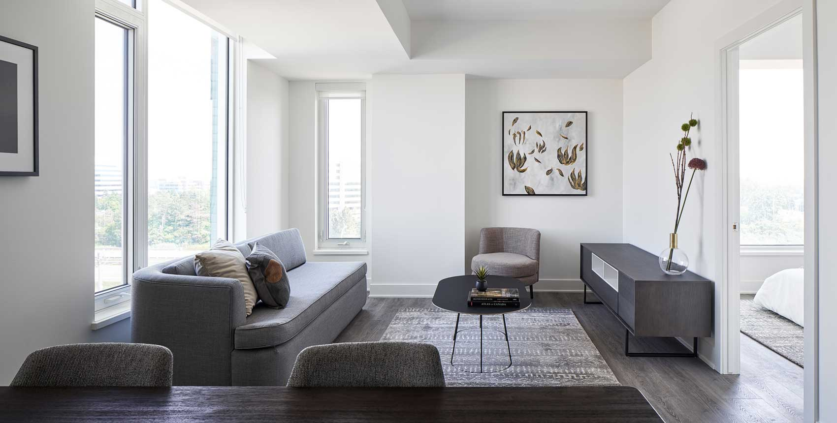 Rental of the Week: $2,380 for a brand new 2-bedroom near Blair Station