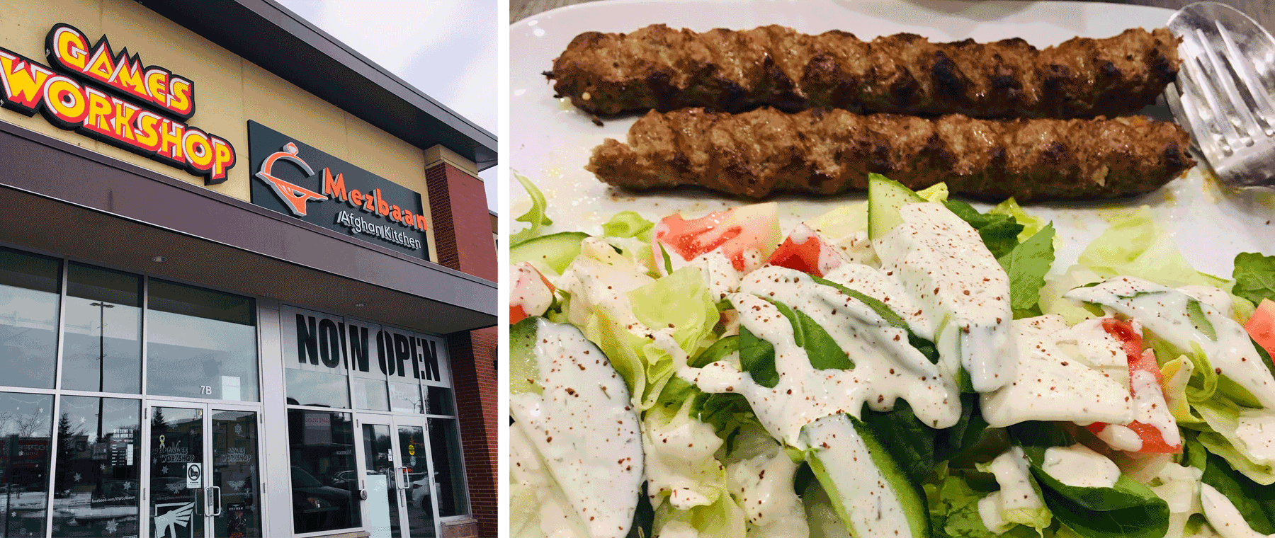 Mezbaan offers fresh, filling Afghan fare