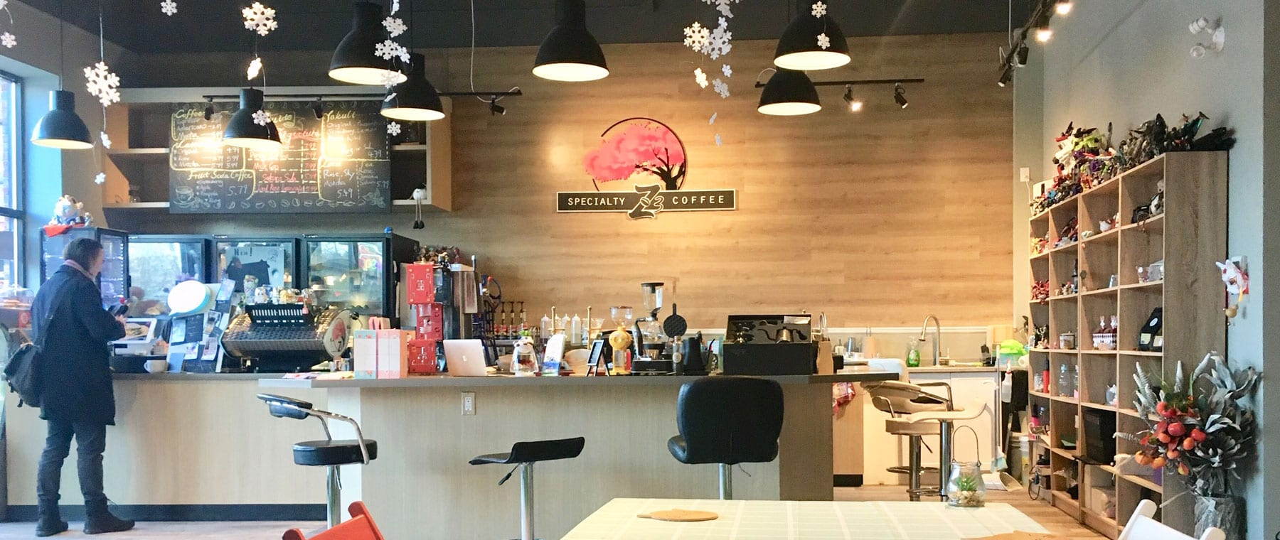Z3 Specialty Coffee serves unique Japanese drinks in pretty Kanata space