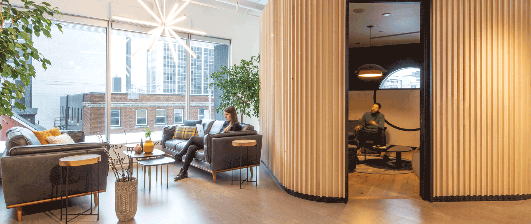 The New Office Space: Architect Andrew Reeves on post-pandemic workspaces