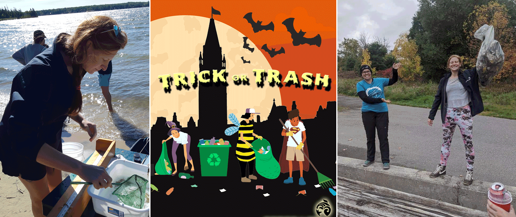 Pivot of the Week: Trick-or-Trash for a cleaner Halloween