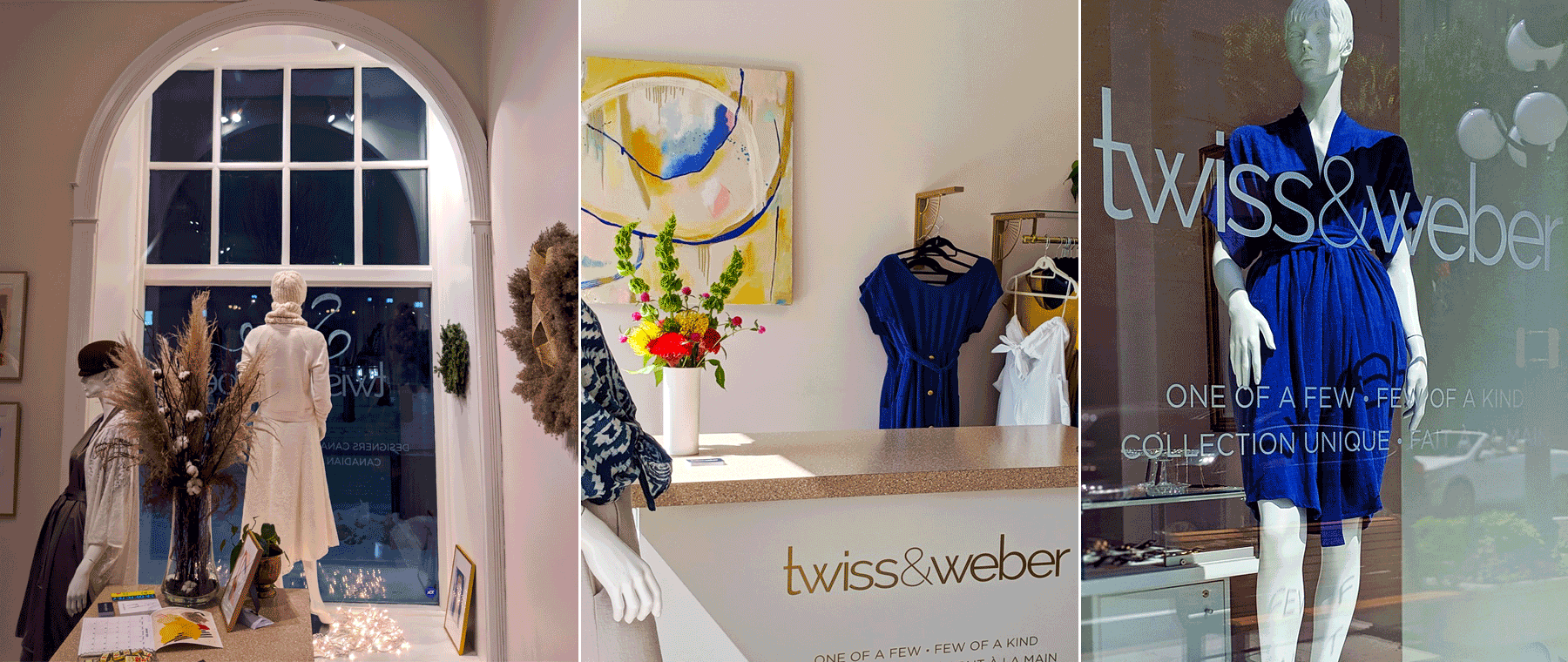 Pivot of the Week: Twiss & Weber moves from Sussex shop to appointment-only