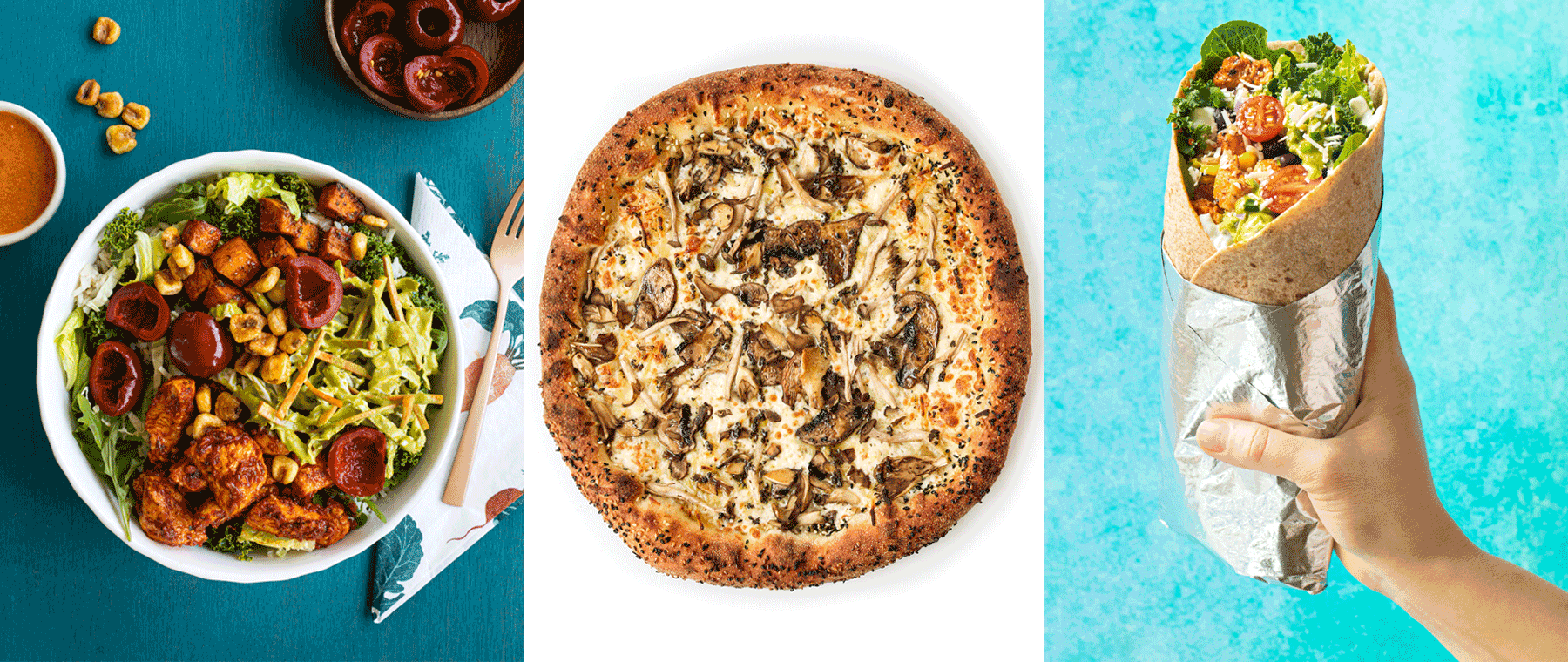 Pivot of the Week: Mad Radish branches out to offer pizza, burritos