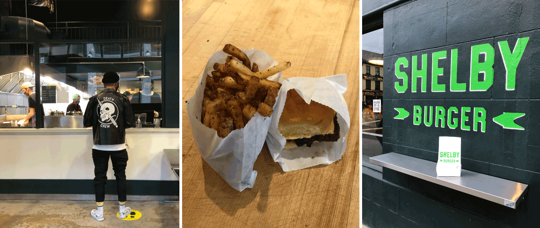 Shelby Burger brings old school appeal to ByWard Market