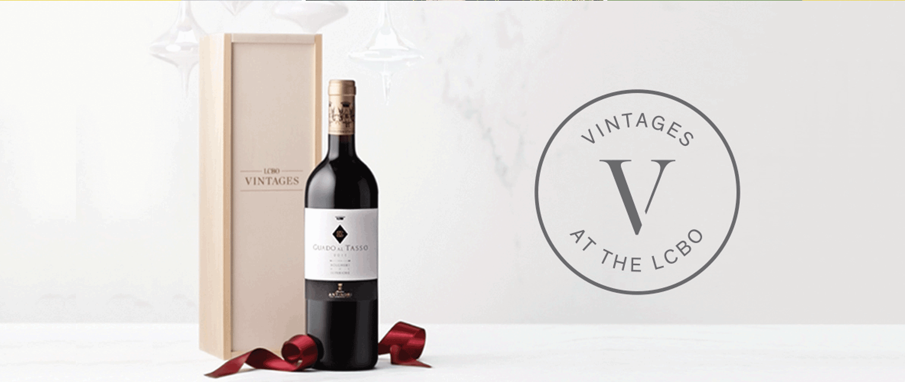 Upgrade your holiday gifting with Vintages at the LCBO