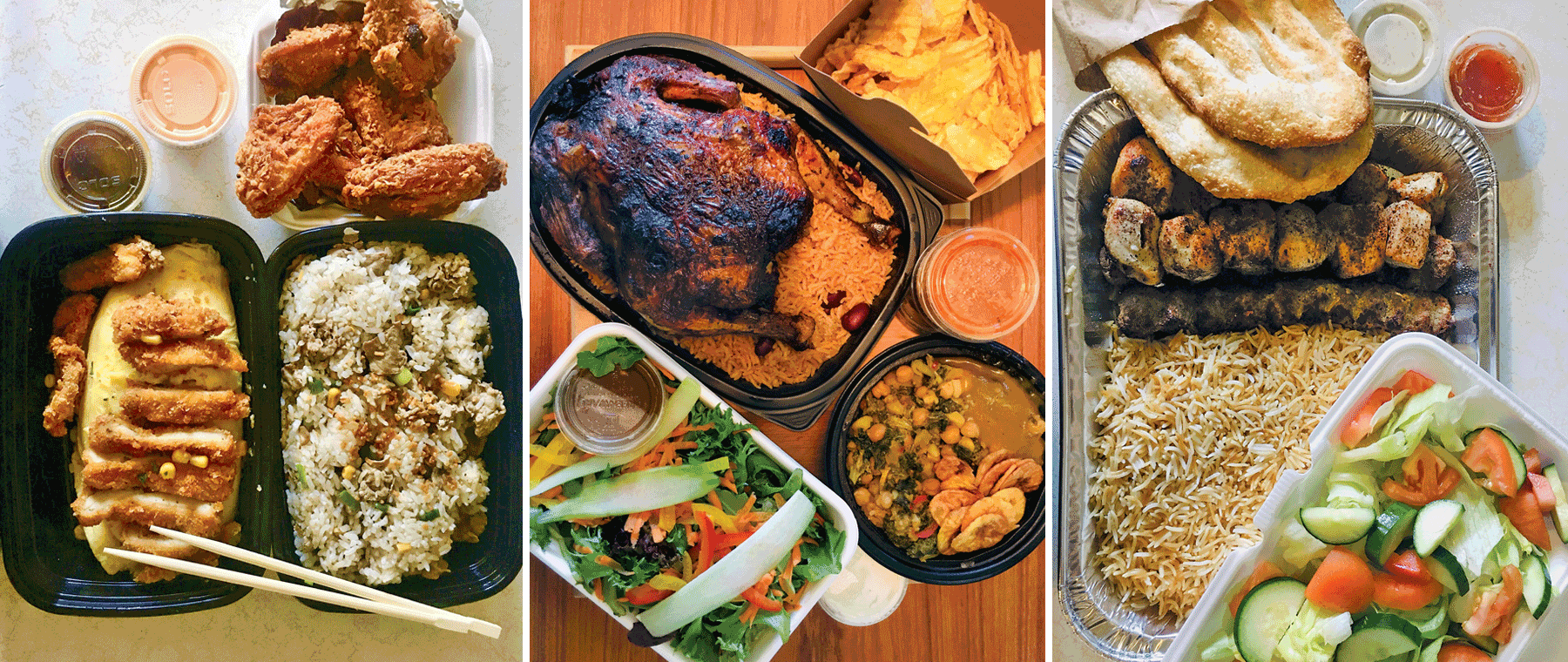 Best New Takeout of 2020: Mezbaan, Bacanalle, Hey Kitchen, Mojo's Chinese