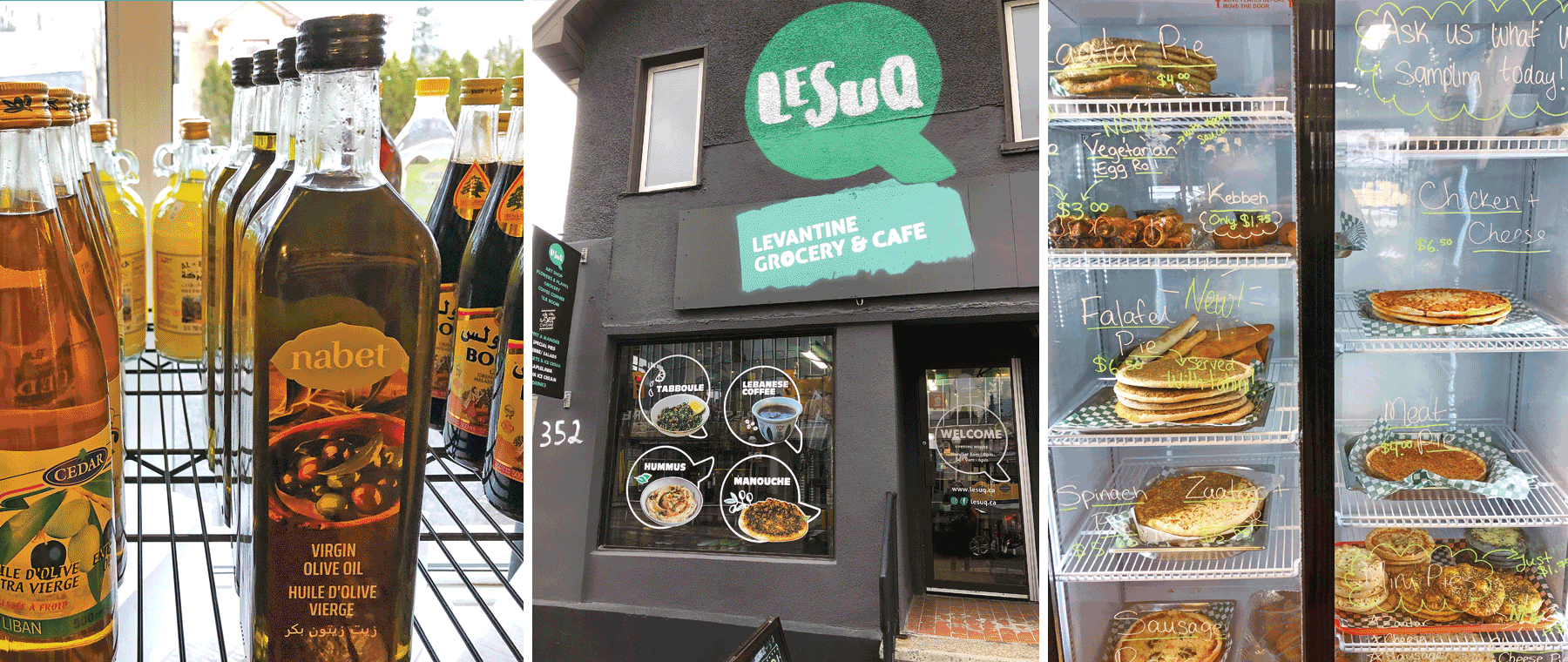 Le Suq, Fairouz, and Noor: Getting to know 3 new Middle Eastern eateries