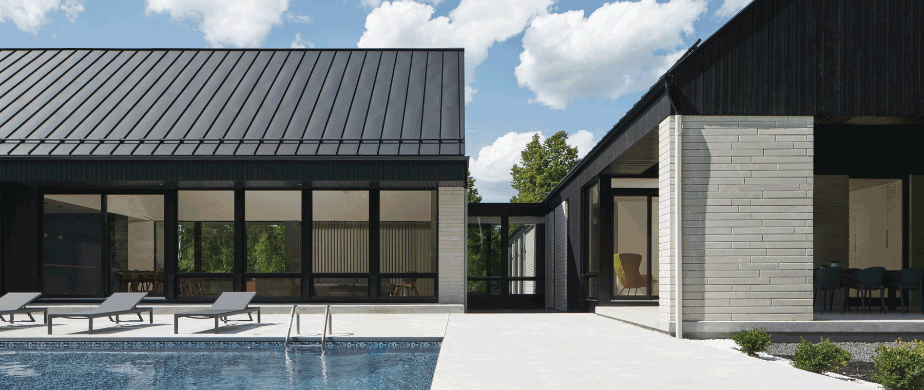 The Project of a Lifetime — Modern Manotick home sparks family collaboration