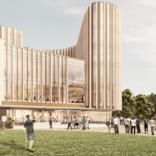 From sketch to construction: Behind the striking design of Carleton U's Nicol Building