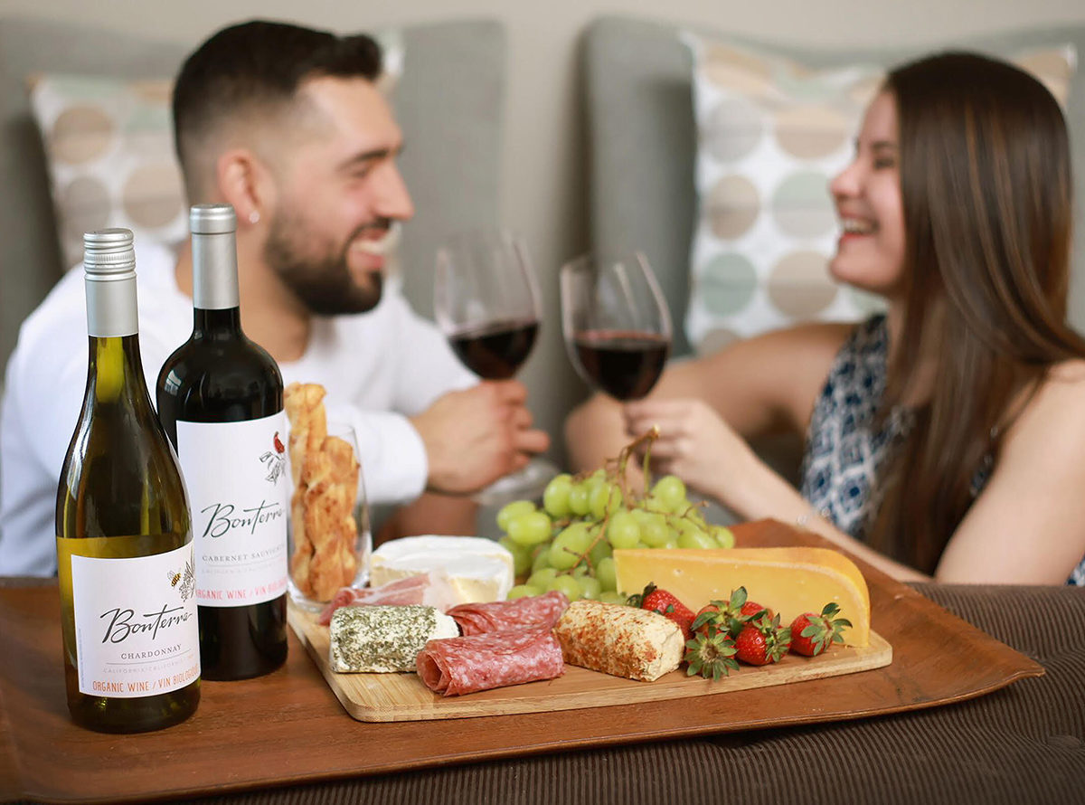 Celebrate Earth Day with a date night in