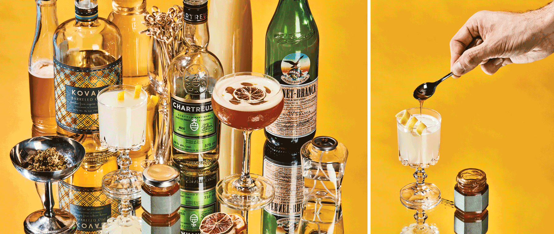 A DIY guide to cannabis cocktails with bartender Shane Gifford