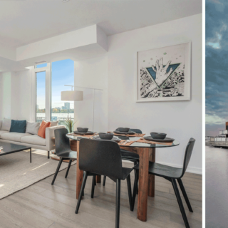 Downtown waterfront living at Zibi's Kanaal Condominiums