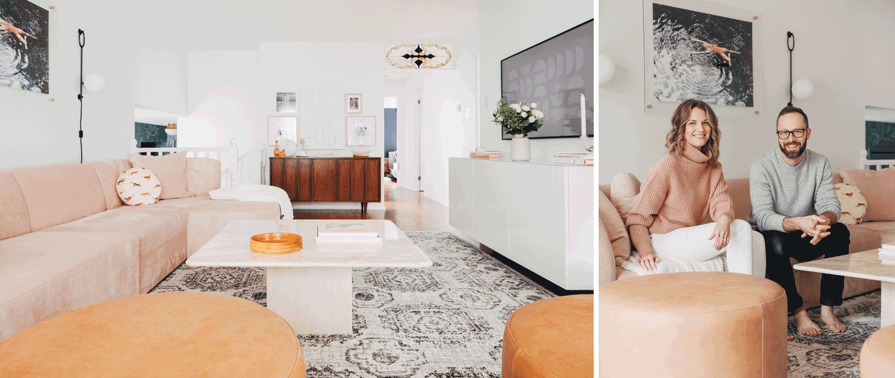 Warmth, balance, and authenticity — Inside the home of design blogger Ashley Izsak