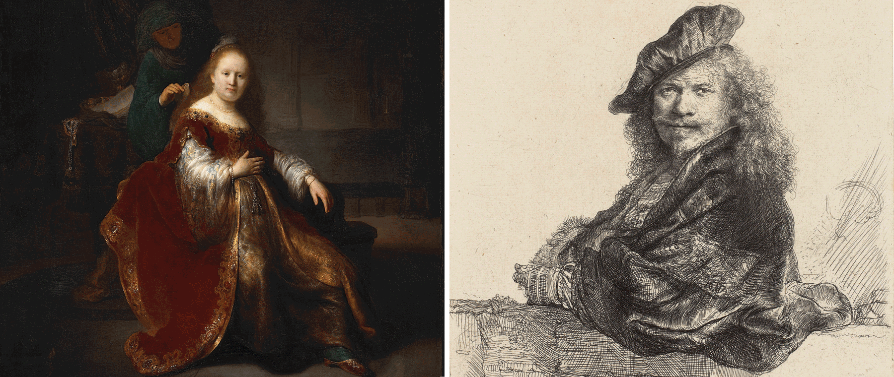 Rembrandt: Gore, fame, and the one-name club