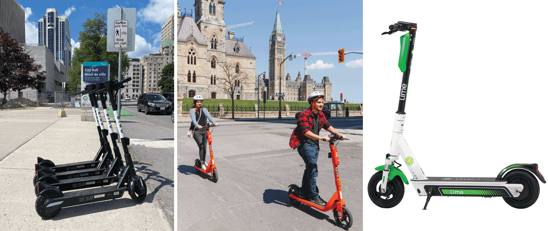 E-scooters — the good, the bad, and the hilarious