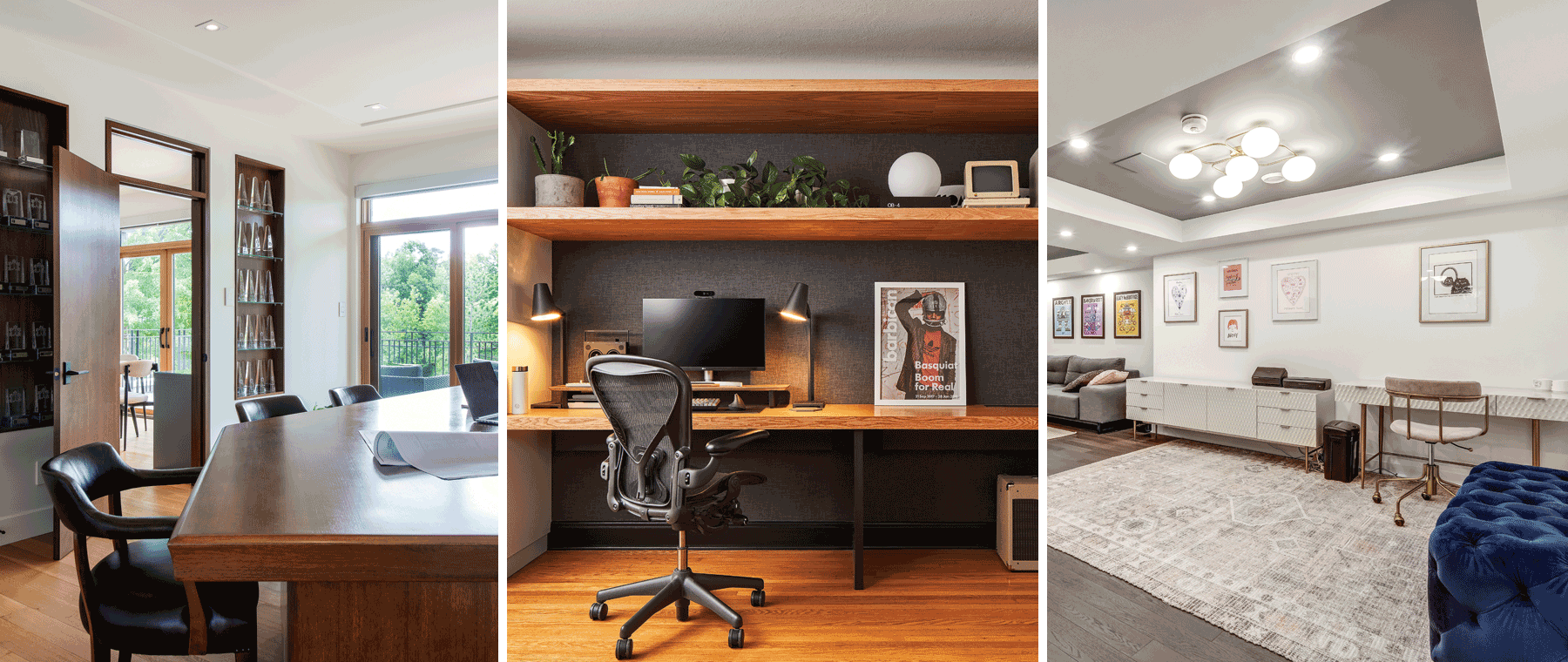 Rethinking the Home Office: Inside 3 Great Spaces